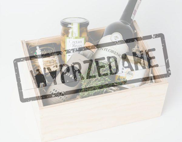 Zestaw Beer Mustard & Wine