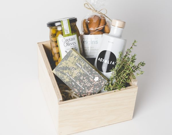 Zestaw Olive Oil & Cookies