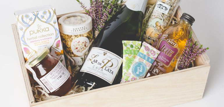Zestaw Cava Wine & Salamoia