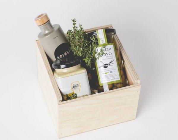 Zestaw Beer Mustard & Olive Oil