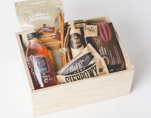 Zestaw Chestnut Honey & Vegan Bars