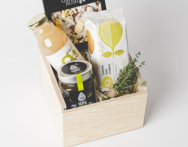 Zestaw Olive Jam & Lemon Cookies