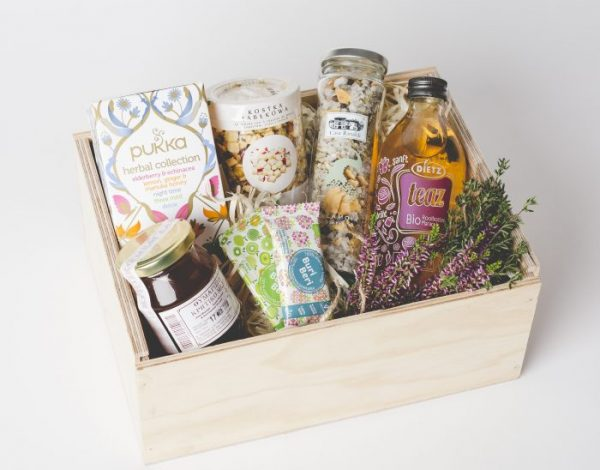 Zestaw Thyme Honey & Salamoia