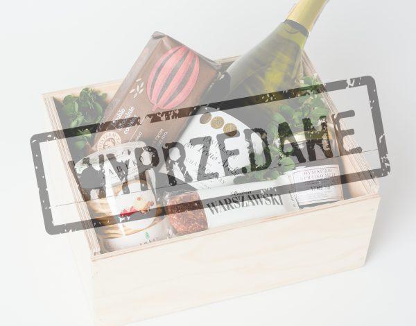 Zestaw Warsaw Bar & Wine