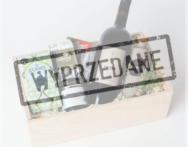 Zestaw Uzo Currant & Wine