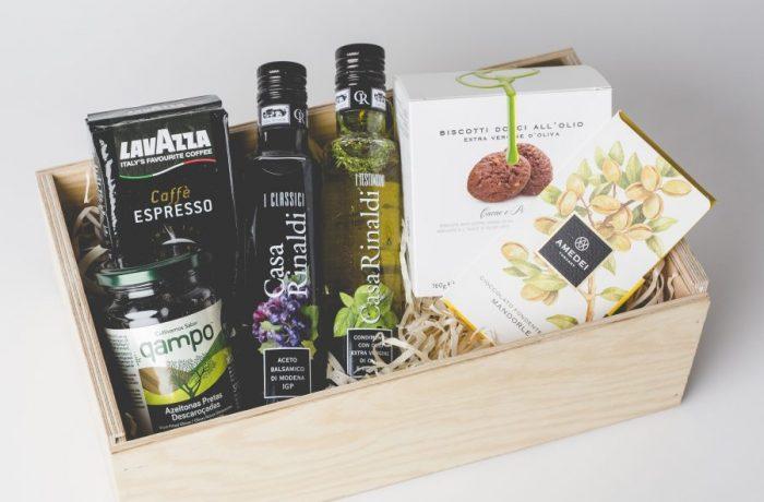 Zestaw Biscotti & Olive Oil
