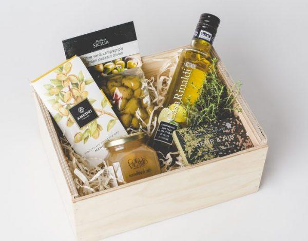 Zestaw Lemon Marmolade & Olive Oil