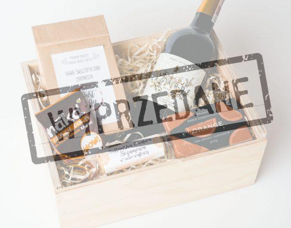 Zestaw Flavoured Raisins & Wine