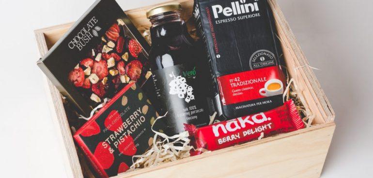 Zestaw 3xStrawberry & Coffee