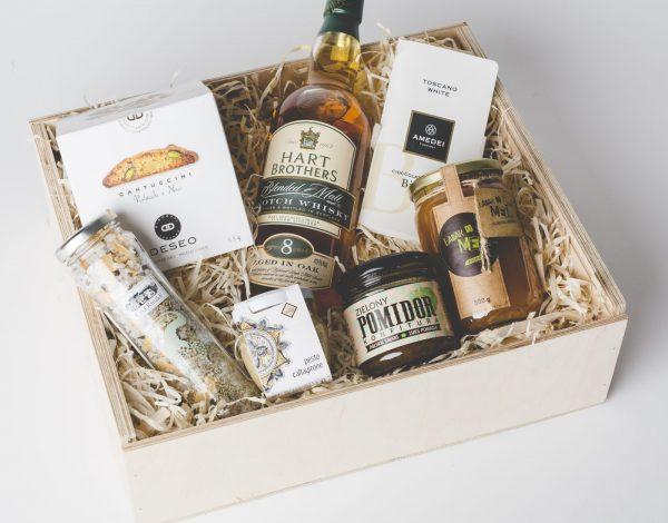 Zestaw Eucalyptus Honey & Whiskey