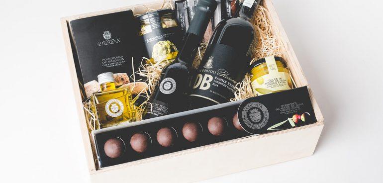 Zestaw Prezentowy Sherry Vinegar & Wine