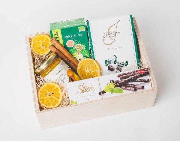 Zestaw Mint Chocolate & Green Tea