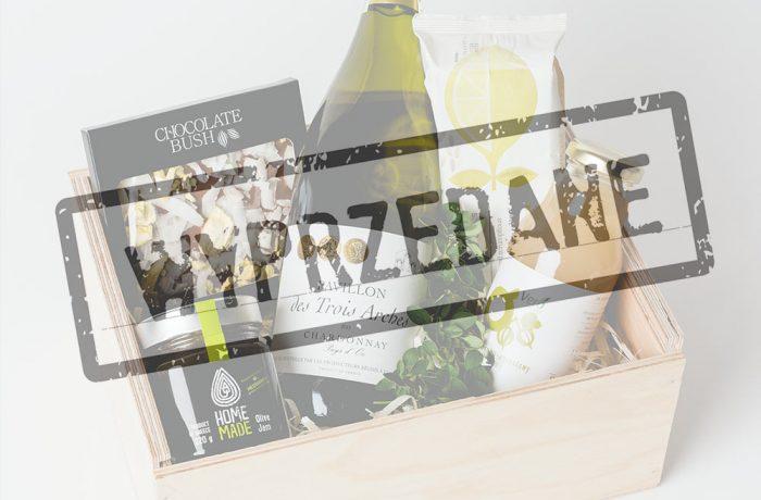 Zestaw Pineapple Chocolate & Wine