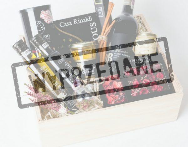 Zestaw Black Truffles & Wine