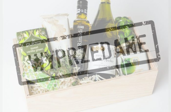 Zestaw Green Tomatoes & Wine