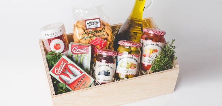 Zestaw Olive Tapenade & Sardines