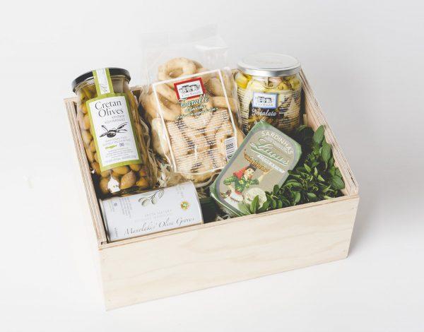 Zestaw Taralli & Sea Fruit Salad