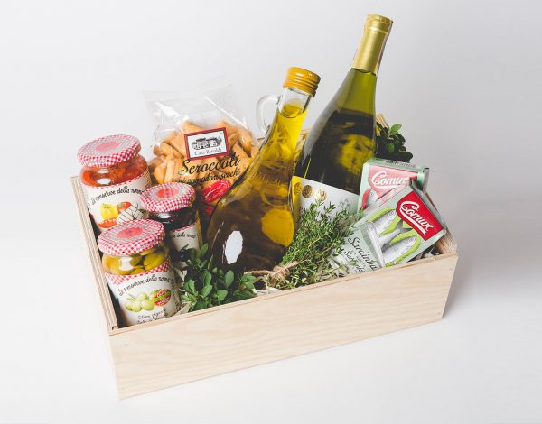 Zestaw Olive Tapendade & Wine