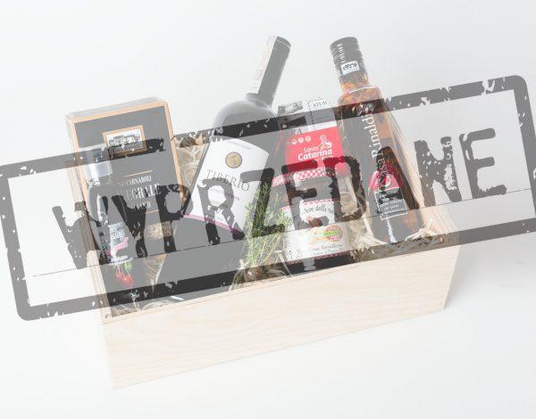 Zestaw Borettane Onions & Wine