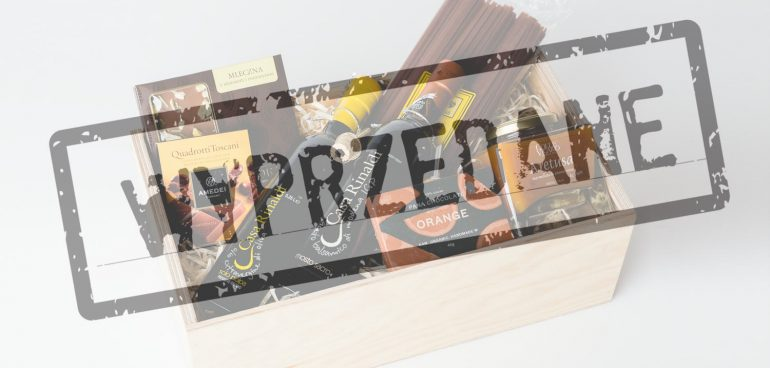 Zestaw Barolo Pasta & Chocolate