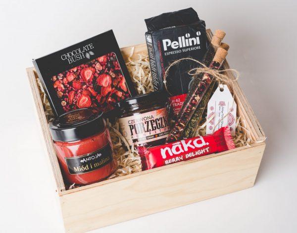 Zestaw Red Fruits & Tea Selection