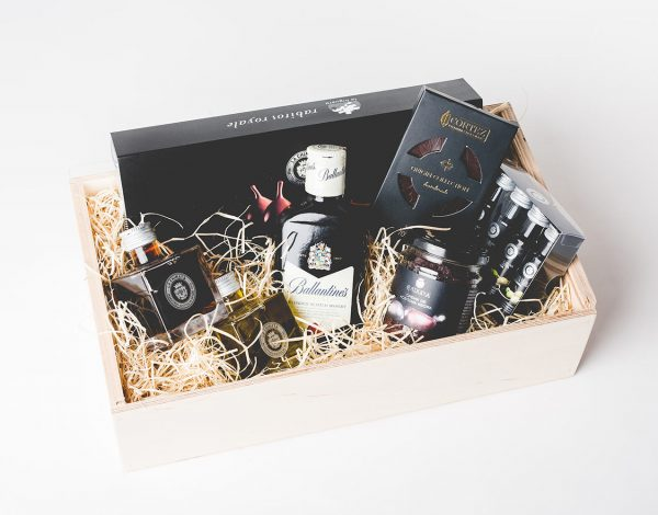Zestaw Olive Oil Selection & Small Whisky