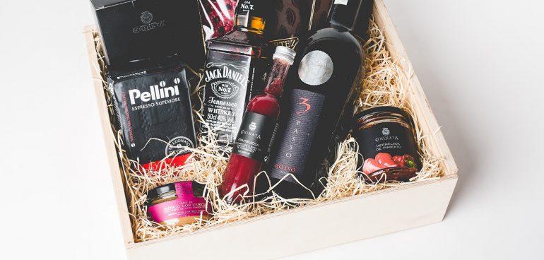 Zestaw Iberico Pate, Wine & Whisky